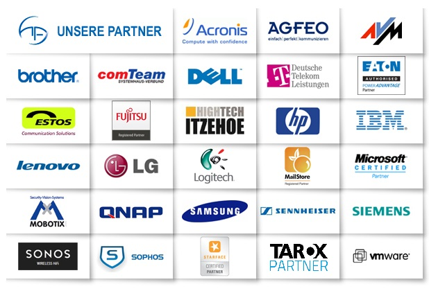 Partner HF-Computersysteme 2016