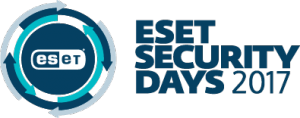ESET Security Days 2017 Logo